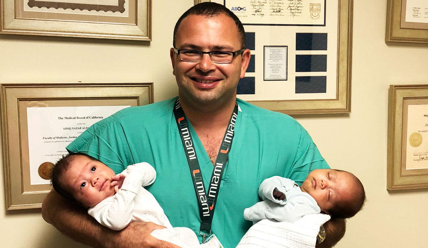 Dr. Sidiq Aldabbagh Miami, FL | Dr. Sidiq Aldabbagh, MD - OBGYN